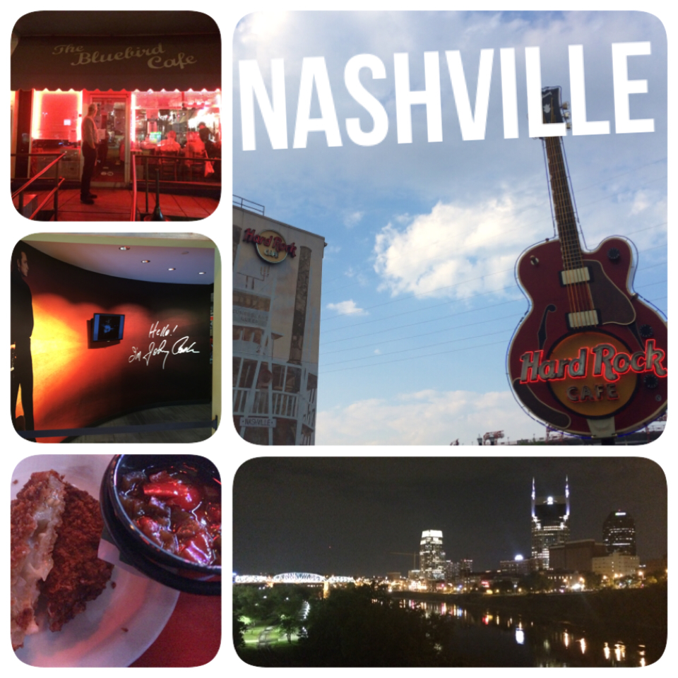 Nashville-collage